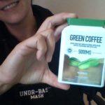 Eksperyment zielona kawa – efekty Małgosi