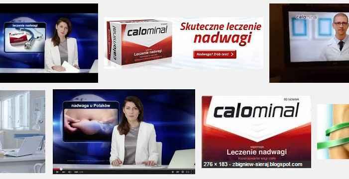 calominal screen