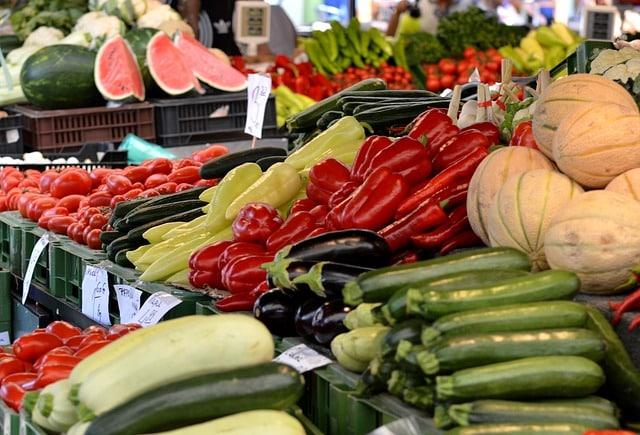 Dodaj warzywa do każdego posiłku