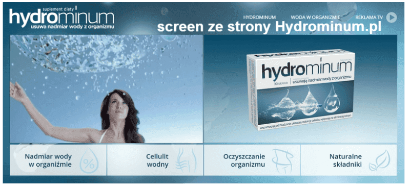 hydrominumpl screen