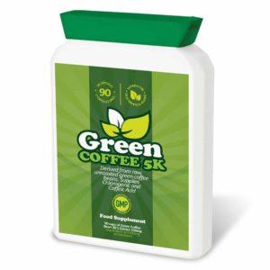 zielona kawa 5 000 mg