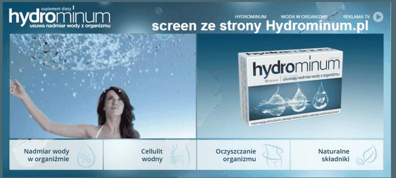 Hydrominum – skład, działanie, moja opinia i opinie z sieci